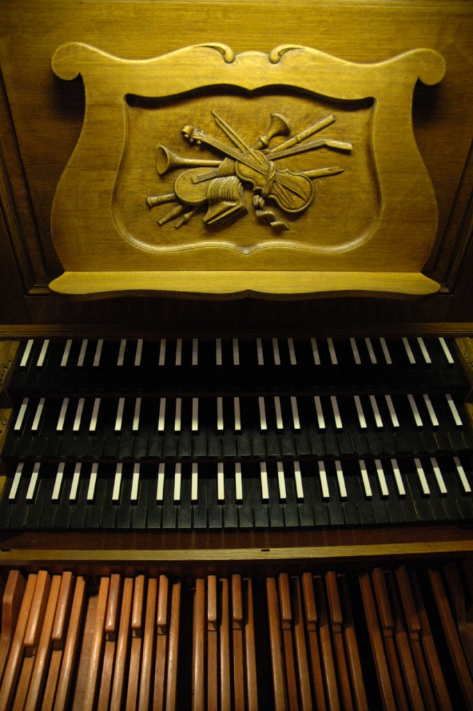 Orgues Basilique Notre-Dame D'Espérance