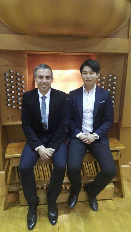 Dong-Bine Shin et Willy Ippolito