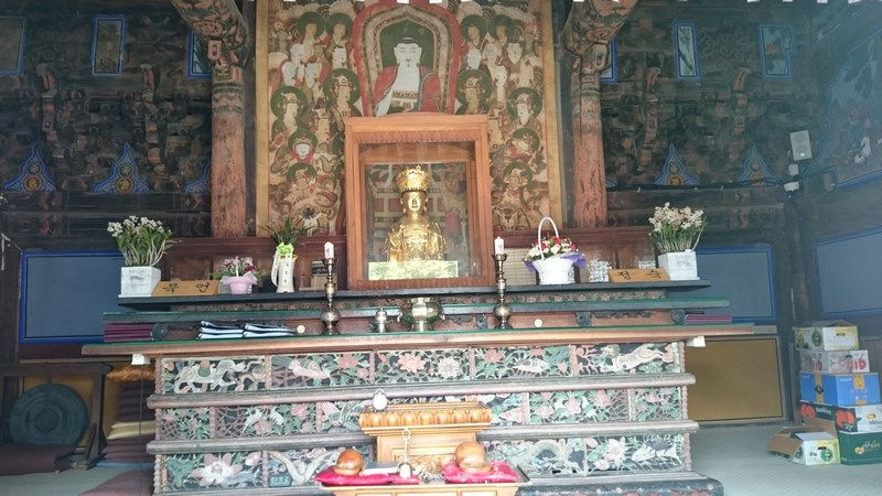 Statut de Bouddha
