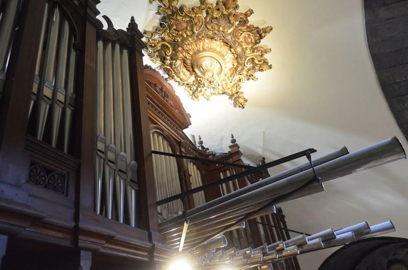 Orgue Cavaillé-Coll, Sanctuaire de Saint Ignace de Loiola dans le village de Azpeitia