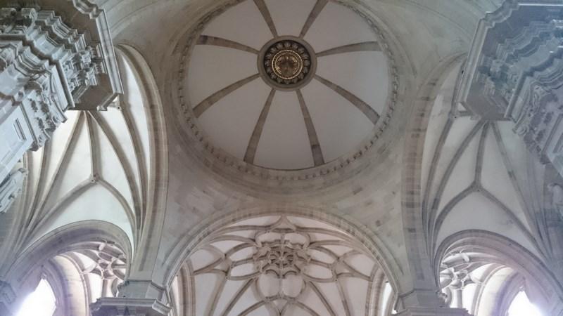 Intérieur de la Basilique du Sacré coeur de San Sebastian