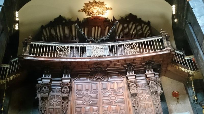 Orgue Cavaillé-Coll ,Sanctuaire de Saint Ignace de Loiola dans le village de Azpeitia