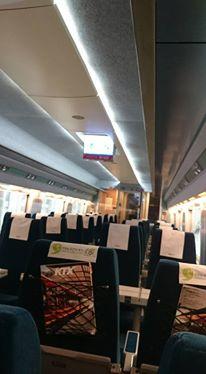 tgv francais trajet séoul-Daegu