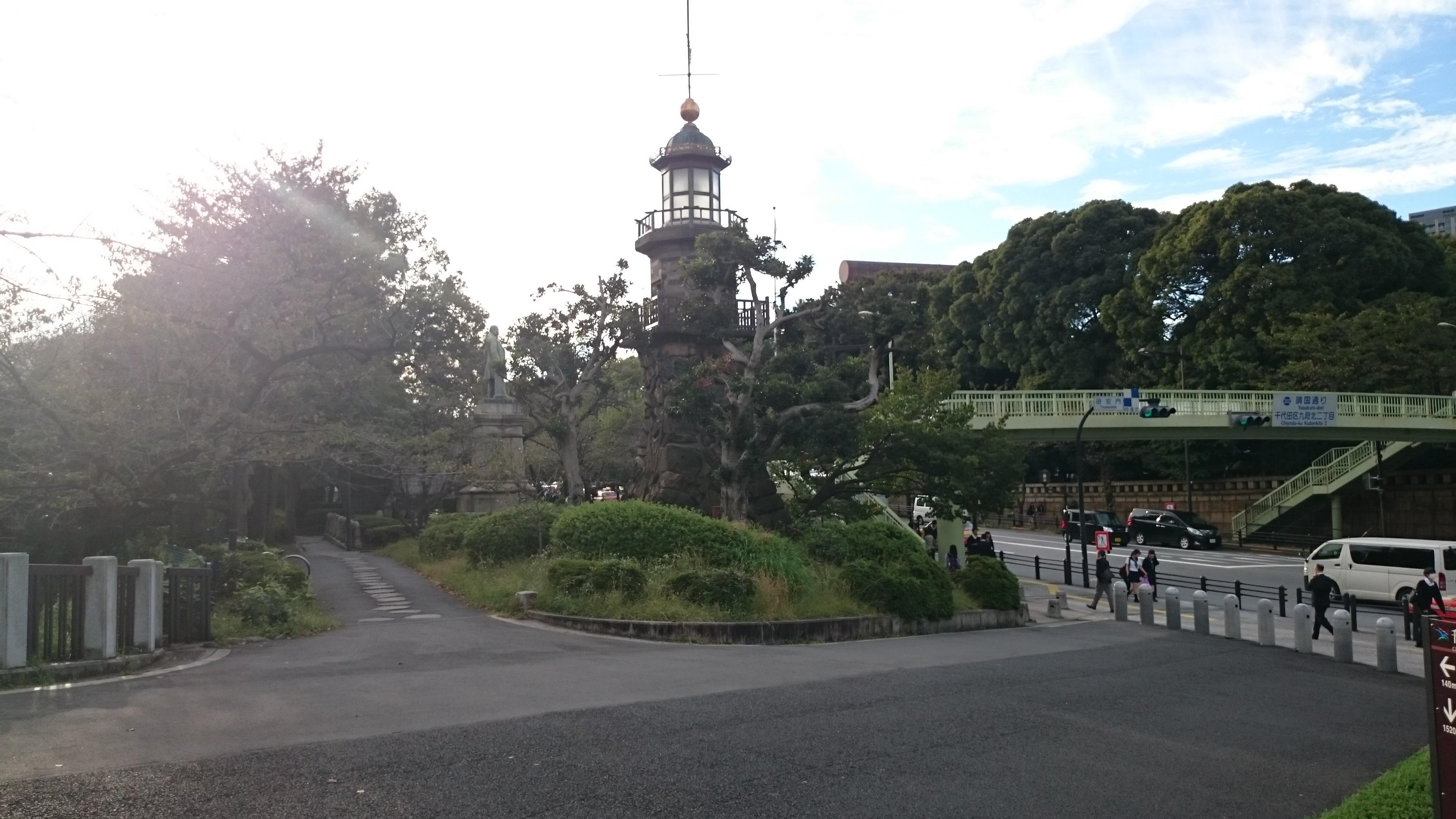 Tokyo, secteur impérial