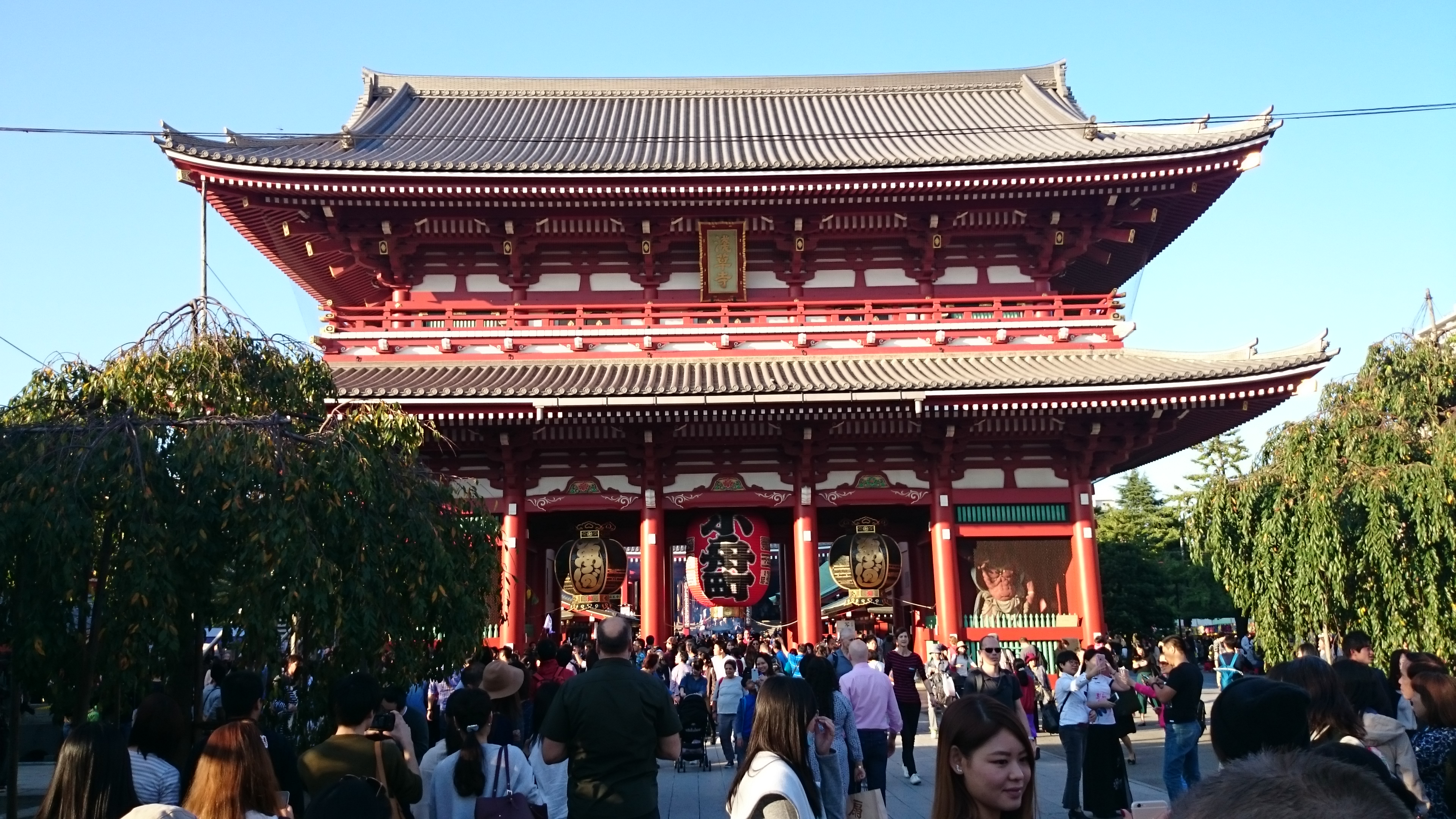 Asakusa, temple Senso-ji