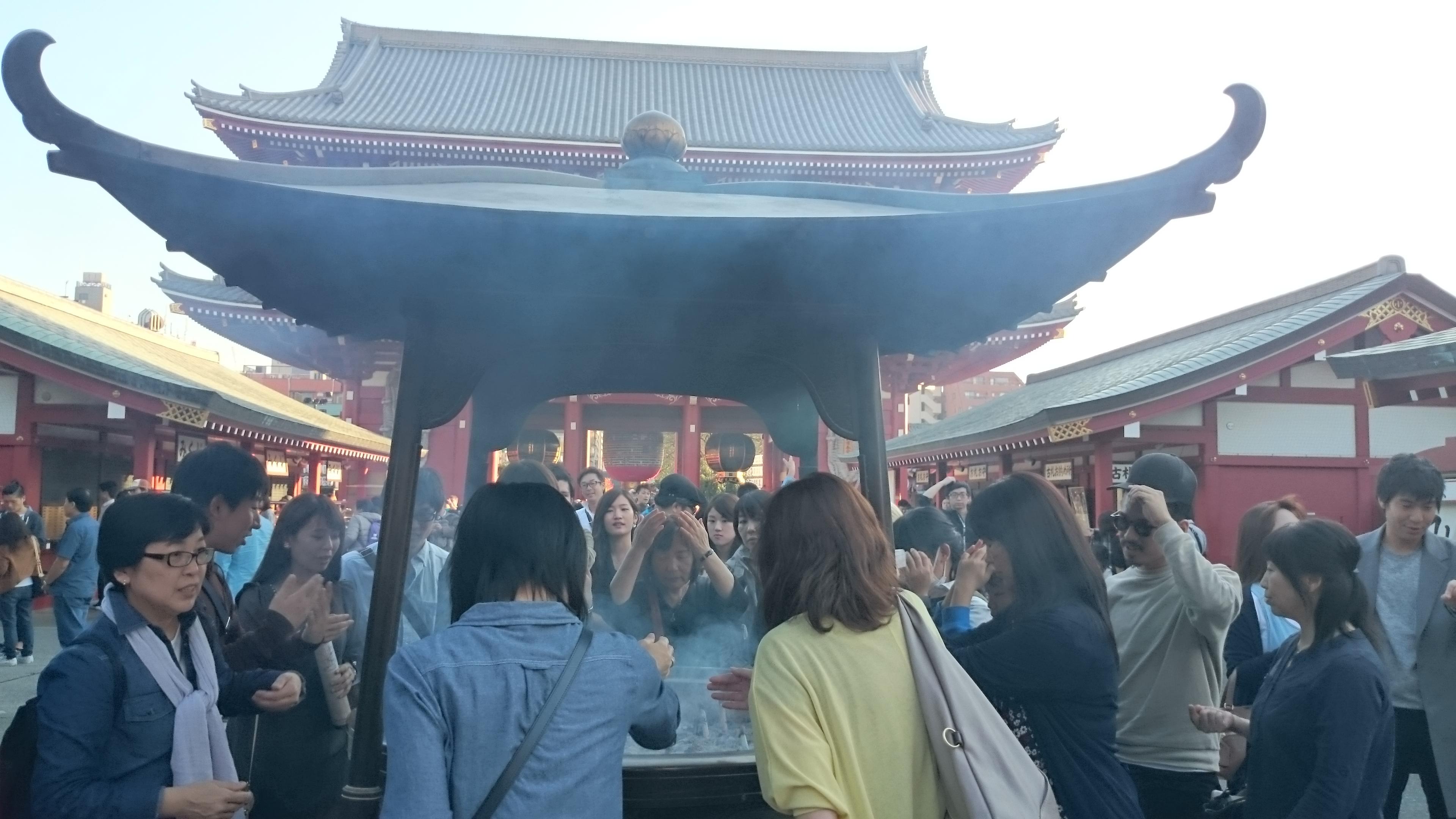 temple senso-ji, Asakusa