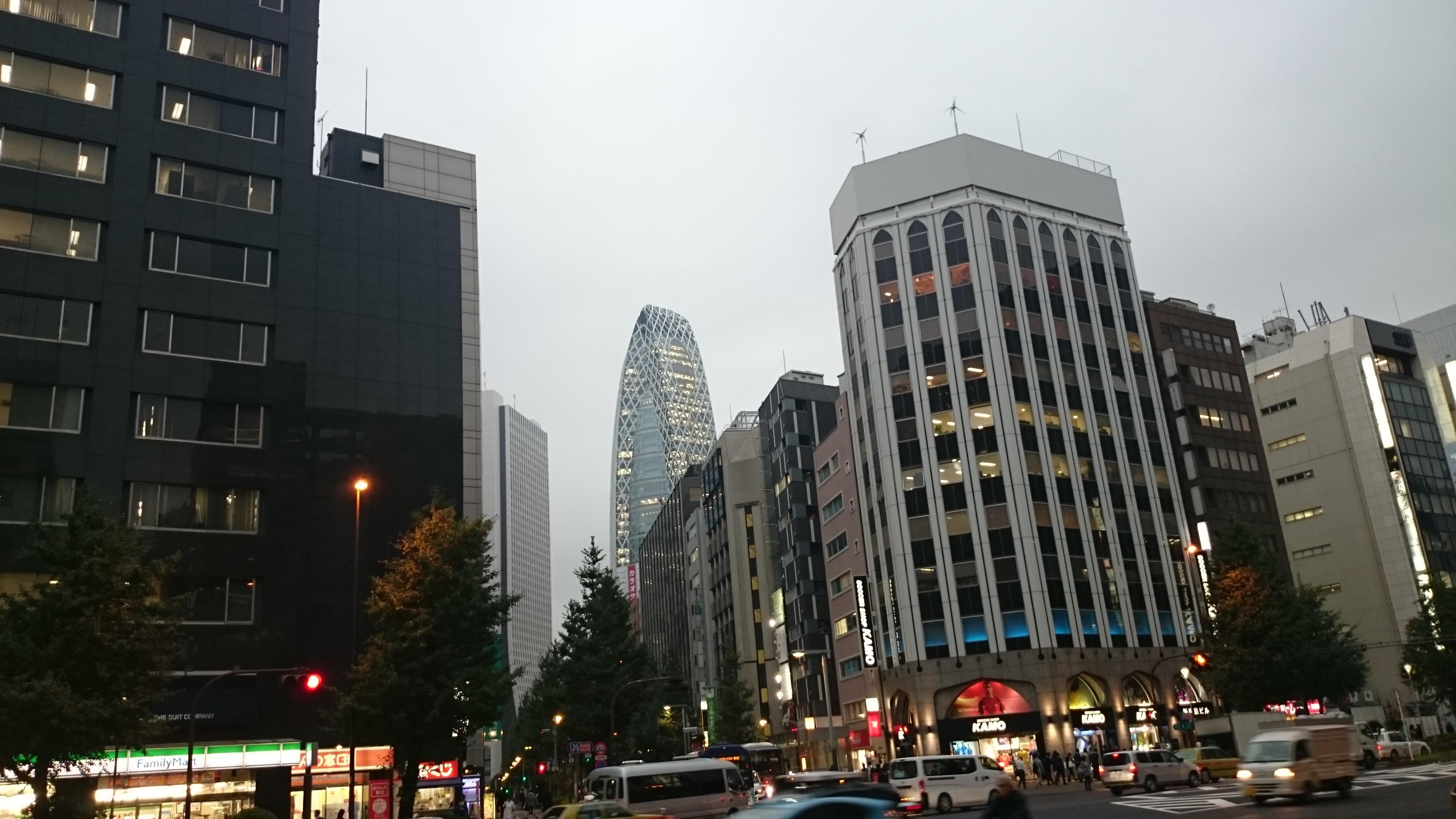 Shinjuku, Tokyo, Japon