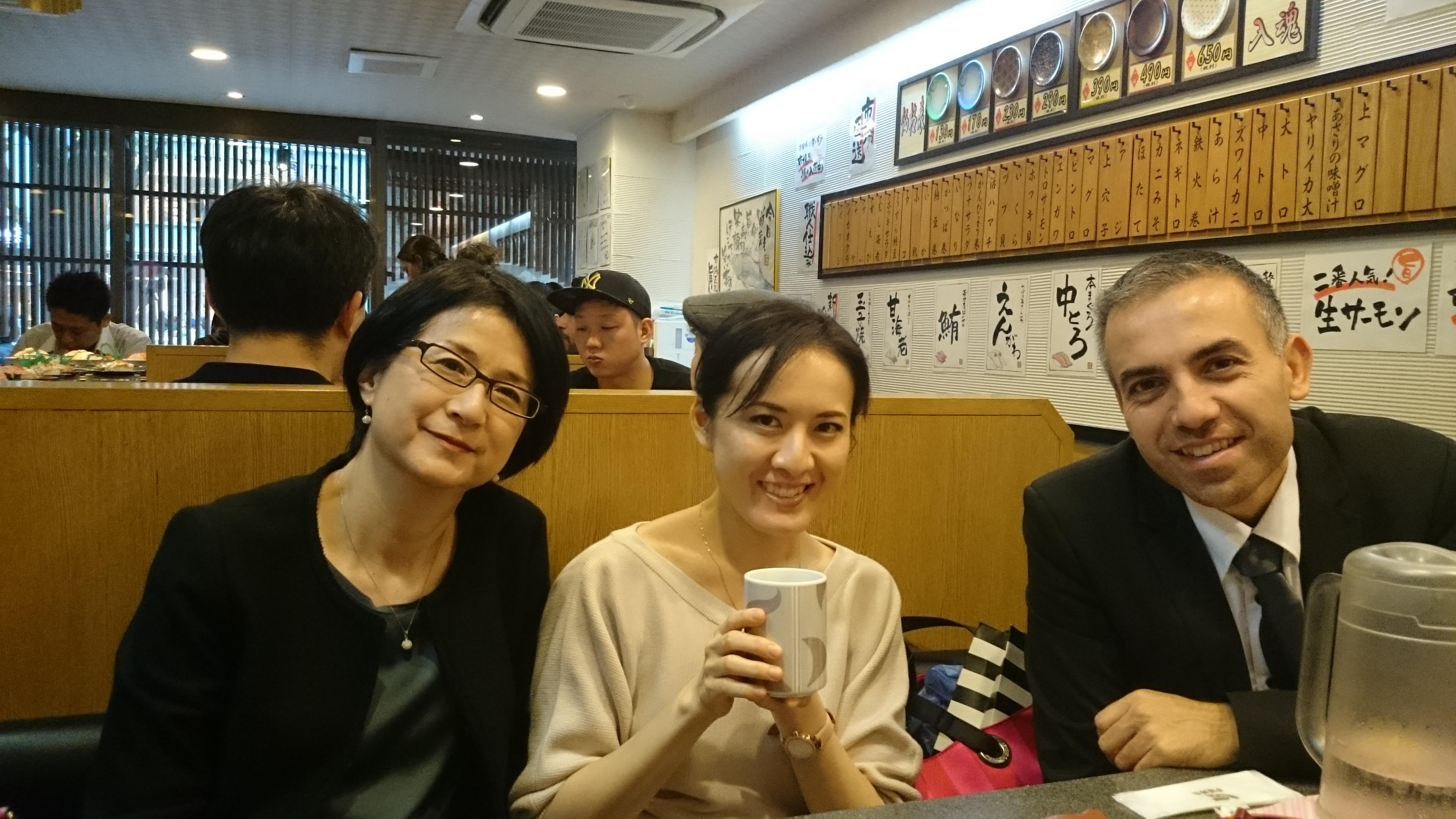Mariko et Anna Nakagawa, Willy Ippolito , Tokyo, Japon