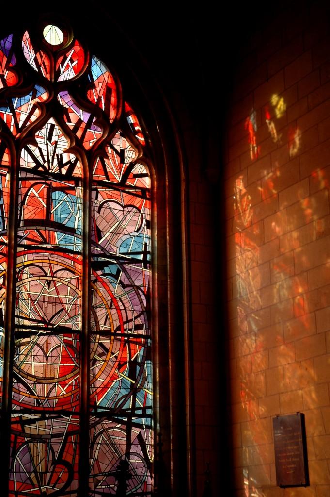 Les vitraux de René Dürrbach